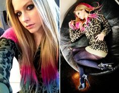 Avril Hair                                                                                                                                                                                 Mais