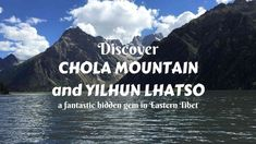 """Discover Yilhun Lhatso in Chola Mountain- a fantastic hidden gem in Eastern Tibet - The eastern part of Tibet, the magnificent land on the """"Roof of the World"""" is full of stunning views, endless grasslands, snowy mountains, and unique Tibetan culture. It also hides a lot of fantastic beautiful … World Travel Guide, Asia Travel, Places In Europe, Places To Travel, Alpine Forest, Snowy Mountains, Amazing Destinations, Travel Destinations, Famous Places"""