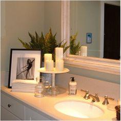 staged bathroom - Staging A Bathroom