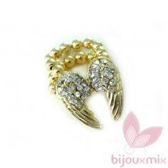 Anel Asas #anel #bijouxmix #asas