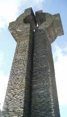 Howard Bowcott Landsker Cross, Narberth