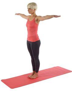 These yoga exercises reactivate all the energy of the body. Surya Namaskar, Stress, Massage, Decathlon, Positive Attitude, Pilates, Asana, Kids Rugs, Positivity