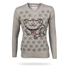 What sweater do you throw on when you're feeling sick, drugged or injured? The Big Bang Theory Soft Kitty Sweater, of course! Ugly Sweater, Sweaters, You Are Cute, Geek Chic, Big Bang Theory, Types Of Fashion Styles, Bigbang, Graphic Sweatshirt, My Style