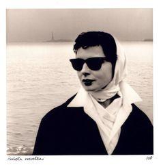 Isabella Rossellini, photographed by Anton Corbijn. …