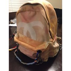 Backpack CC Small size/new/exactly as picture CHANEL Bags Backpacks