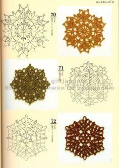 crafts books : 200 crochet motifs on site