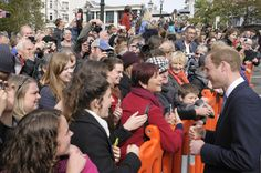 The Duke and The Duchess of Cambridge visit New Zealand | Flickr - Photo Sharing!