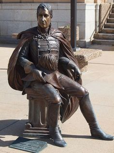 William Henry Harrison Statue, Presidents Tour, Rapid City, South Dakota - President of the United States of America American Presidents, Us Presidents, Us History, American History, Family History, South Dakota, Statues, Wyoming, Nebraska
