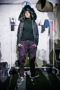 Backstage Fashion Week México - EterMagazine Ricardo Seco
