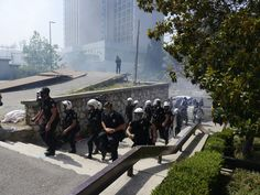 A report from Gezi Park