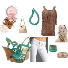 A Jena Outfit, created by layne-k-holler-perry.polyvore.com