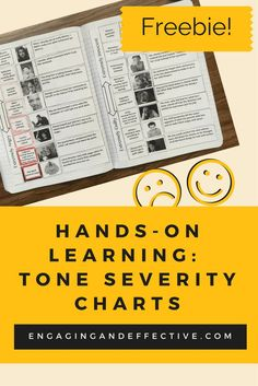 Use this free lesson to help students understand the many different emotions we have and tones that are found in literature. Great for interactive notebooks
