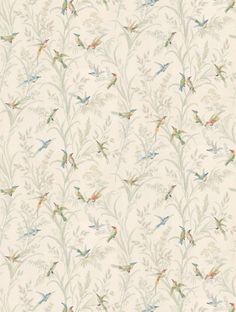 Augustine, a feature wallpaper from Thibaut, featured in the Classic Thibaut collection.
