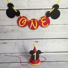 Hey, I found this really awesome Etsy listing at https://www.etsy.com/listing/266522967/mickey-mouse-high-chair-banner-mickey