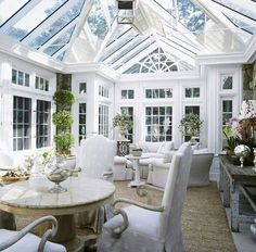 Conservatory - Absolutely Beautiful!!