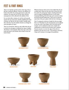 Great website/book which uses handbuilding techniques. Great website/book which uses handbuilding techniques. Clay Pinch Pots, Ceramic Pinch Pots, Ceramic Clay, Ceramic Bowls, Porcelain Ceramics, Hand Built Pottery, Slab Pottery, Ceramic Pottery, Thrown Pottery