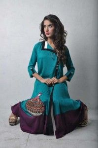 Aqua By Zainab Sajid Eid Collection 2012 For Women Pictures