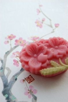 Wagashi is a traditional Japanese confectionery and there are many types of wagashi, typically made from plant ingredients.