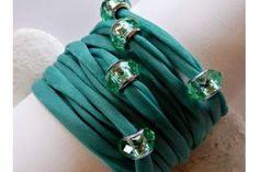 Come creare il cordoncino in lycra per braccialetti elastici con i collant