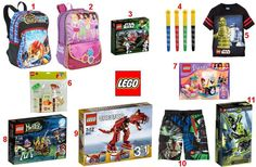 For the Lego fans...   To order: http://www.shopaholic.com.ph/