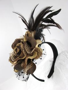 Love the headband idea, too... depends on the head I guess :)