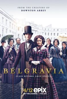 Is Belgravia as good as Downton Abbey? How similar are the two period dramas? Here's what we think, and why you should watch Julian Fellowes' new series. Rent Movies, Hd Movies, Movies And Tv Shows, Movie Tv, Movie List, Movies Online, Tom Wilkinson, Alexander Ludwig, Schlacht Von Waterloo