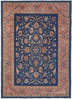 Indian Agra rug, ca 1900, Claremont gallery