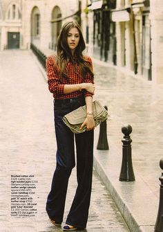 wide legged jeans - glamour uk