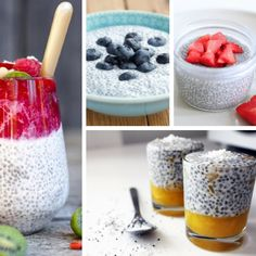 chia puding receptek Clean Eating Recipes, Raw Food Recipes, Diet Recipes, Healthy Recipes, Gm Diet Vegetarian, Vegetarian Lifestyle, Chia Puding, Gm Diet Soup, Fat Burning Foods