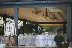Sala per pranzi di matrimoni ed eventi.  #matrimonio #pranzo #eventi #nozze #italianwedding #wedding