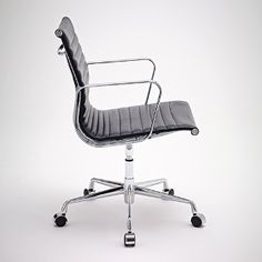 Cadeira Office Chair EA117 - Charles e Ray Eames - Preto