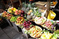 Seasonal fruits in Dali, Yunnan by Benette #travel #asia