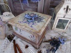 """Купить Деревянная шкатулка """" Лавандовый сон"""" - чай, короб для хранения, короб для специй, сахарница"""