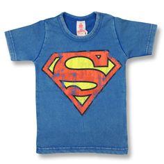 Logoshirt Marvel Superman T-shirt Vintage Stone Superman Kids, Superman T Shirt, Little Boy Fashion, Kids Fashion, Boys Closet, Boys Style, Macs, 2nd Baby, Little Man