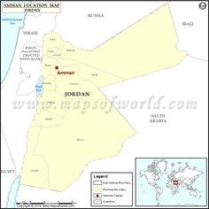 Where is Amman