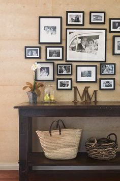 20 Love Photo Wall Ideas | Home Design And Interior