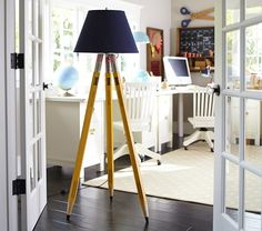 Pencil Floor Lamp | Pottery Barn Kids