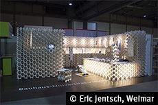 Bauhaus-Universität Weimar, Papp-Palast, Leipziger Buchmesse 2012<br />