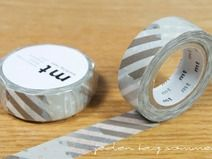 Masking Tape, Tsugihagi grey, gold