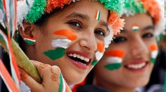 Schoolgirls dressed in the colors of the Indian national tricolor flag participate in rehearsals for Independence Day celebrations in Ajmer, India, Wednesday, Aug. Independence Day is celebrated in the country annually on Aug. Independence Day Speech, Indian Independence Day, Festivals Of India, Fairs And Festivals, Indian Flag Photos, Speech On 15 August, Colorfull Wallpaper, Flag Dress, School Girl Dress