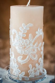 Caramelo & encaje boda chic rústico ideas de por RusticBeachChic
