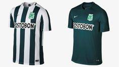 Camisas do Atlético Nacional 2015 Nike