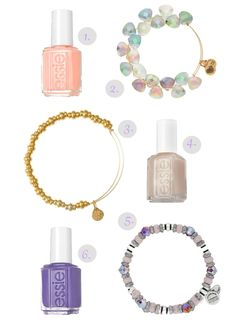 The Perfect Bracelet and Polish Combo