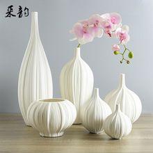 The Living Room Decoration cerámica muebles para el hogar jarrón florero florero…