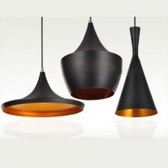 Tom Dixon ABC beat Tall Fat Wide  light for sale