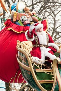 #Merry Christmas To All From #Santa Claus
