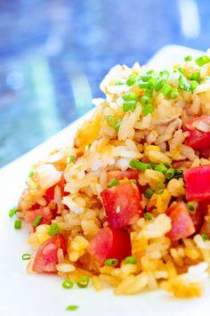 Food Affair Vietnam: Fried rice (Com chien)