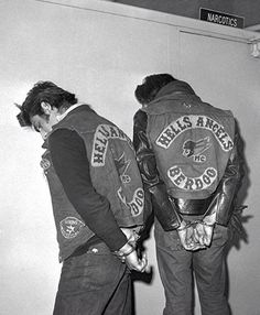 Hells Angels Colors Jacket