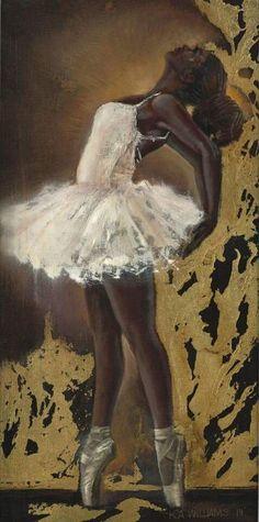 Black Swan by Kevin Williams