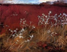 ..focus..damn it! | art-is-art-is-art:   Thistles, John Singer Sargent